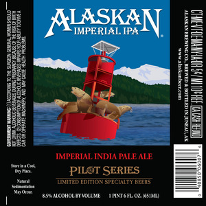 Alaskan Imperial IPA