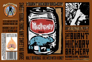 Burnt Hickory Brewery Mudhoney