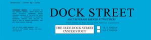 Dock Street The Olde Dock Street Oyster Stout