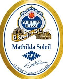 Schneider Mathilda Soleil