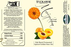Tuckahoe Brewing Company Marigolden