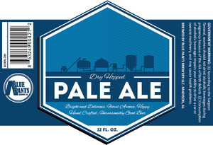 Blue Pants Pale Ale