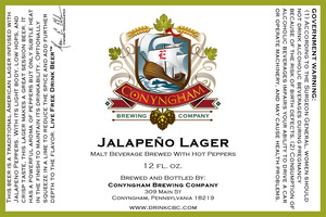 JalapeÑo Lager