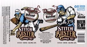 Aviator Brewing Company Stitchbuster