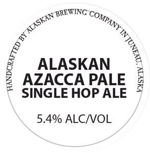 Alaskan Azacca Pale