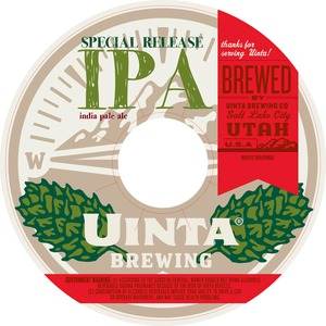 Uinta Brewing Company IPA