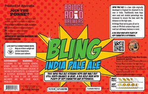 Bridge Road Brewers Bling