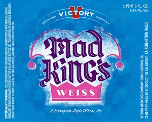 Victory Mad King's Weiss