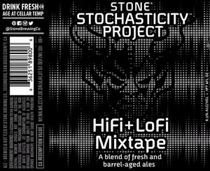 Stone Stochasticity Project Hifi Lofi Mixtape