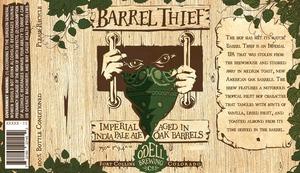 Odell Brewing Company Barrel Thief March 2015