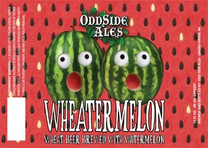 Odd Side Ales Wheatermelon