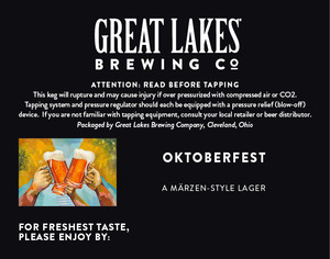 The Great Lakes Brewing Co. Oktoberfest