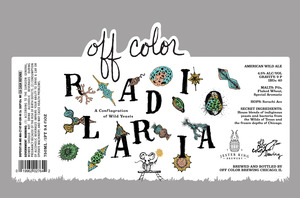 Off Color Brewing Radiolaria