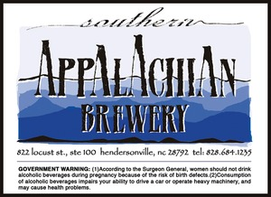 Southern Appalachian Brewery Summer Wheat Ale