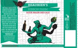 Right Brain Brewery Beaubien's Ribbon Farm