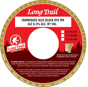 Farmhouse Ales Black Rye Ipa