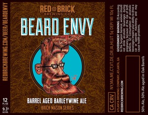 Red Brick Beard Envy
