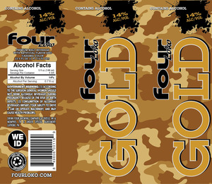 Four Loko Gold