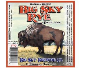 Big Sky Rye