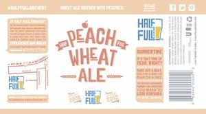 Half Full Peach Wheat