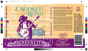 Crooked Road Cream