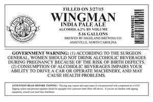 Highland Brewing Co. Wingman