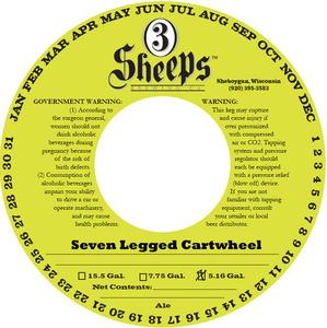 3 Sheeps Brewing Co. Seven Legged Cartwheel