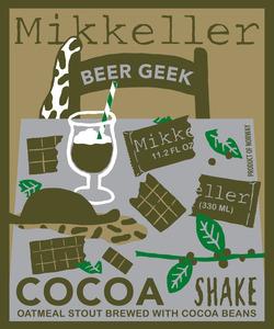 Mikkeller Cocoa Shake April 2015
