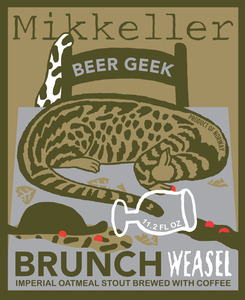 Mikkeller Beergeek Brunch