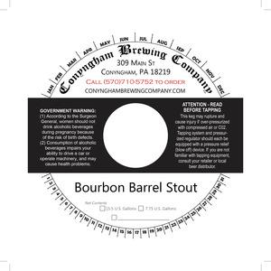 Conyngham Brewing Company Bourbon Barrel