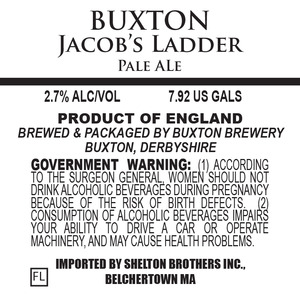 Buxton Brewery Jacob's Ladder