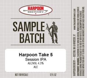 Harpoon Harpoon Take 5