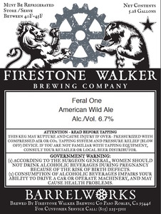Barrelworks Feral One