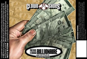 Clown Shoes Pierre Ferrand Billionaire