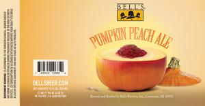 Bell's Pumpkin Peach