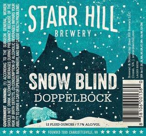 Starr Hill Snow Blind