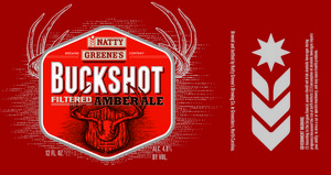 Natty Greene's Brewing Co. Buckshot