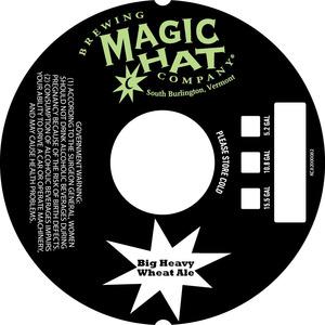 Magic Hat Big Heavy Wheat Ale