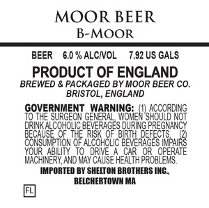 Moor Beer B-moor