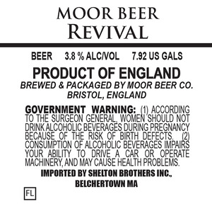 Moor Beer Revival