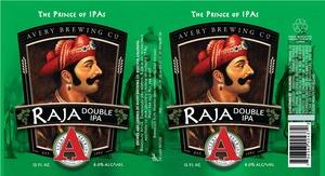 Avery Brewing Company Raja Double