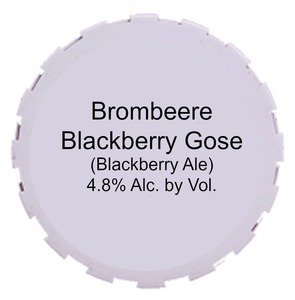 Odell Brewing Company Brombeere