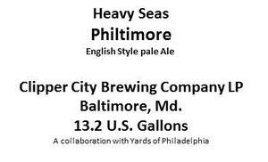 Heavy Seas Philtimore