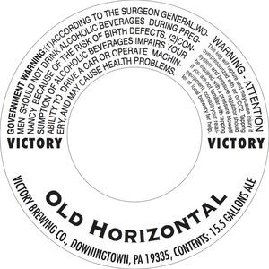 Victory Old Horizontal