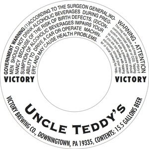 Victory Uncle Teddy's