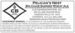 Pelican's Nest Big Chair