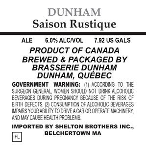 Dunham Saison Rustique