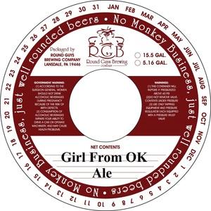 Girl From Ok