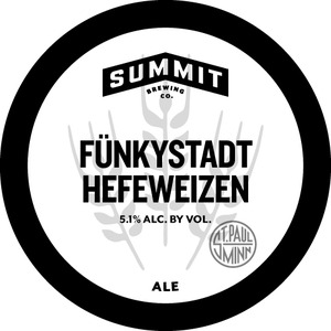 Summit Brewing Company Funkystadt