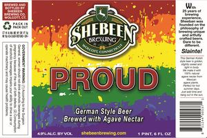 Shebeen Brewing Company Proud